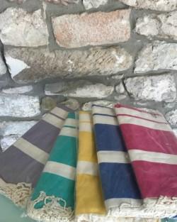 Toalla-Pareo en varios colores
