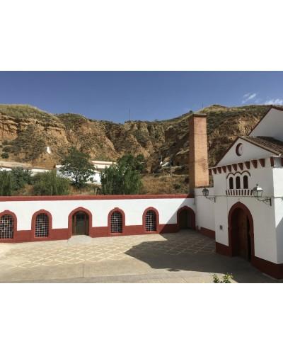 Desconecta en el Balneario de Graena (Granada)