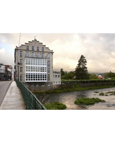 Disfruta en el Balneario de Acuña (Pontevedra)