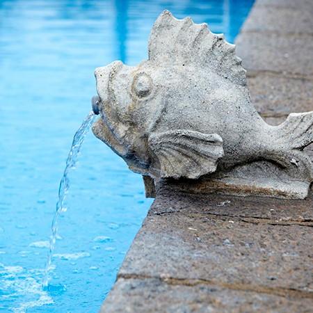 El poder del agua termal